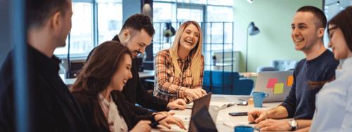 Svårt att få ihop teamet? 5 tips för att göra teamet till ETT